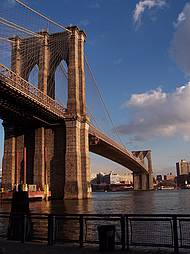 Le pont de Brooklyn - NYC